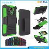 3 in 1 Holster Combo Case for ZTE Uhura N817 ,Plastic Belt Clip Case for ZTE Uhura N817 Hybrid Case