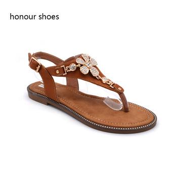 2018 Ladies Flat Sandals