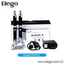 2014 Hottest Selling original Kanger Evod 2 electronic cigarette pipe