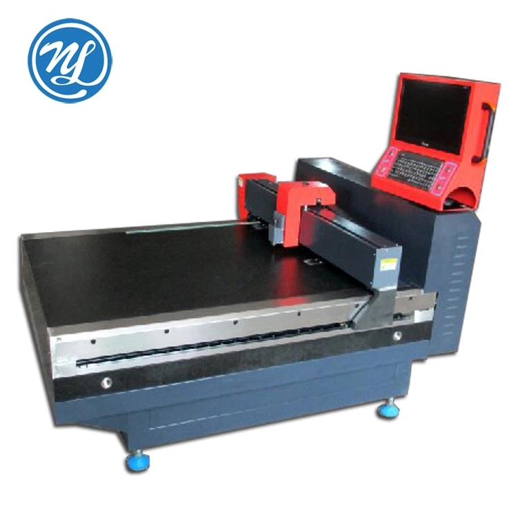 Mobile phone tempered glass making machine ND Group ND-1311KL for Glass screen protector production line