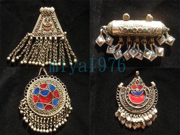 Kuchi pendants buy tribal jewelry product on alibaba aloadofball Images