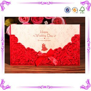 China wholesale chinese wedding invitation card & invitation cards models