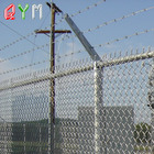 Cheap PVC Chain Link Fence and Gates Factory