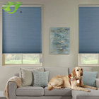 Blackout window blinds cordless cellular shade fabric