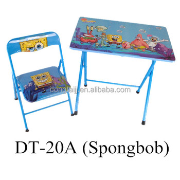 Dt 20a Kids Study Table And Chair/kids Folding Table And Thair Set   Buy  Kids Table And Chairs/child Study Table And Chair/walmart Kids Table And ...
