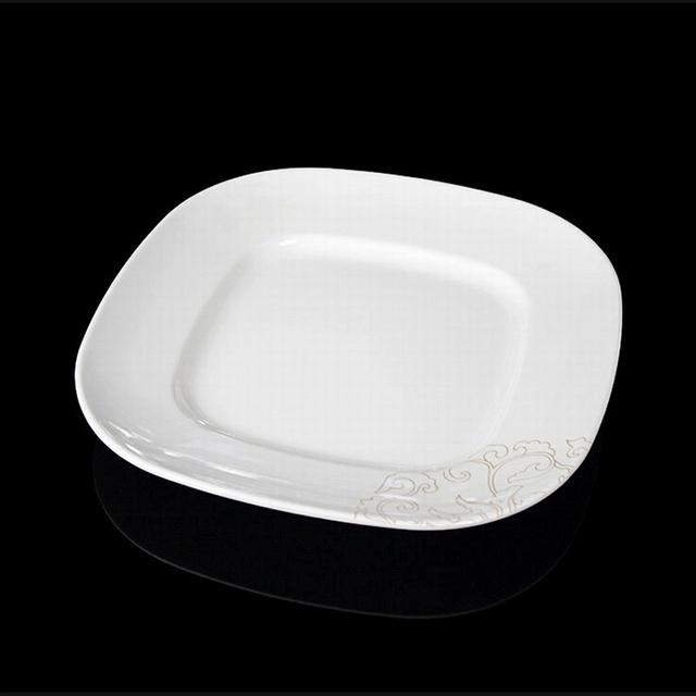 Cheap 12 Square Disposable Melamine Plastic Plates & China Square Clear Plastic Plates Wholesale 🇨🇳 - Alibaba