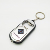 Hot Sell Plastic Bottle Opener Keyring With LED Light Multi-function Keycain With Customised Logo