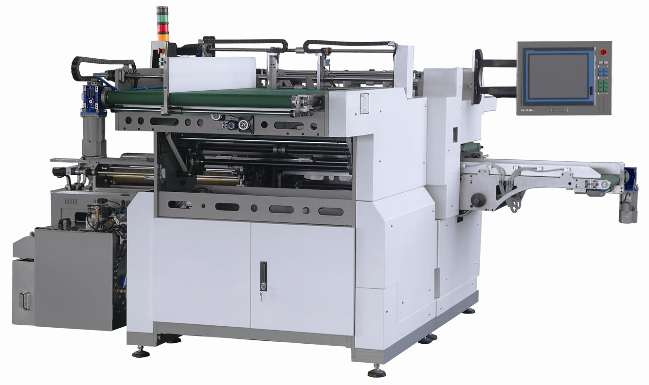Zomagtc Fully Automatic Paper Lining Machine,Flute Laminator,Papering Machine