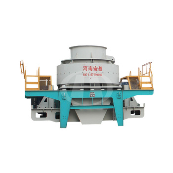 High Output Aggregate Vsi Sand Maker Plant In Mining