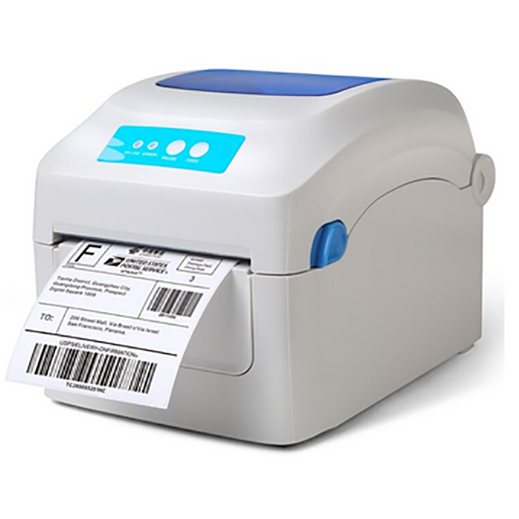 Hot selling thermische barcode label sticker printer