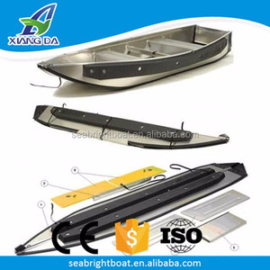 Outboard Engine Type Made-in-China Folding Kayak Custom Aluminum Fishing Boats with Prices