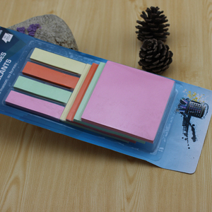 Customized Reminder Function Colored Fancy Sticky Notes