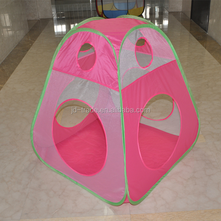Ningbo J&D Children tent ocean ball pool games houses Kids indoor & outdoor Tent