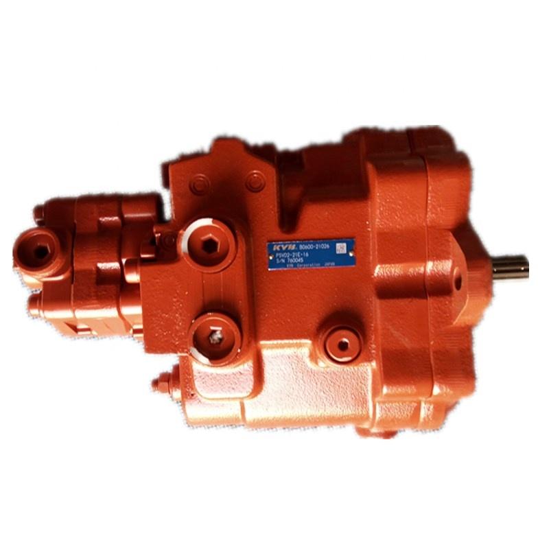 KYB Brand Main Pump PSVD2-17E PSVD2-21E PSVD2-27E Kayaba Hydraulic Pump