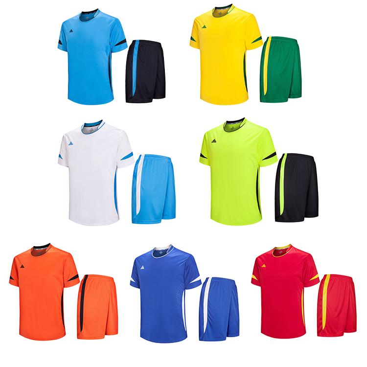 Custom Kids Soccer Jersey/Football Shirt Made In China/Soccer Team Wear