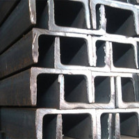 w beam Guardrail post U Channel steel Fence Post