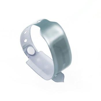 Mifare Desfire Ev1 Rfid 13 56 Mhz Iso 14443a Disposable Nfc Wristband  Waterproof - Buy Disposable Nfc Wristband Waterproof,Mifare Desfire Ev1  Rfid