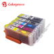250 251 Edible Ink Cartridge for PIXMA MG5422 MG6320 printers