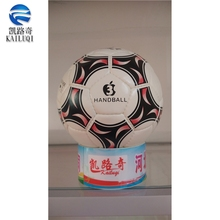 design your own soccer ball online Logo Printed Promotional blank pu football