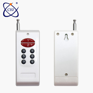 4 Buttons Wireless Universal Remote Control competitive With fix and  learning Code 1527
