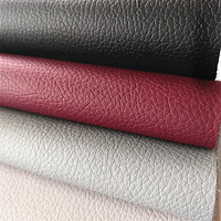 DongguanSupplier Car Seat Marine Interior Upholstery Vinyl Fabric PVC Leather