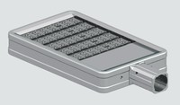 Original CREE chips led street lamp 200w with selfclean function