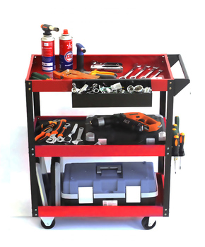 Heavy duty 18v combo kit cordless milwaukee Power Drills tools hardware power tools kits cabinet cart