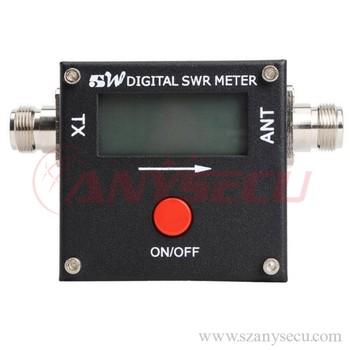 Swr Meter Redot 1051a Vhf Uhf Mini Digital Swr Meter Upgrade Version Of  1050a - Buy Digital Power & Swr Meter 1051a,For Walkie Talkie Use Digital