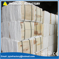 Good Quality Ceramic Fiber Wool Folded Module for High Temperature Kilns