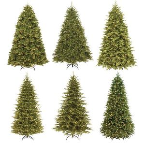 Wholesale prices home decoration different Size mini led christmas tree