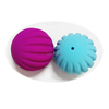 Offer custom food grade silicone dog toy balls