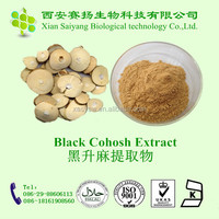 Top Quality Black Cohosh Extract 4:1 10:1