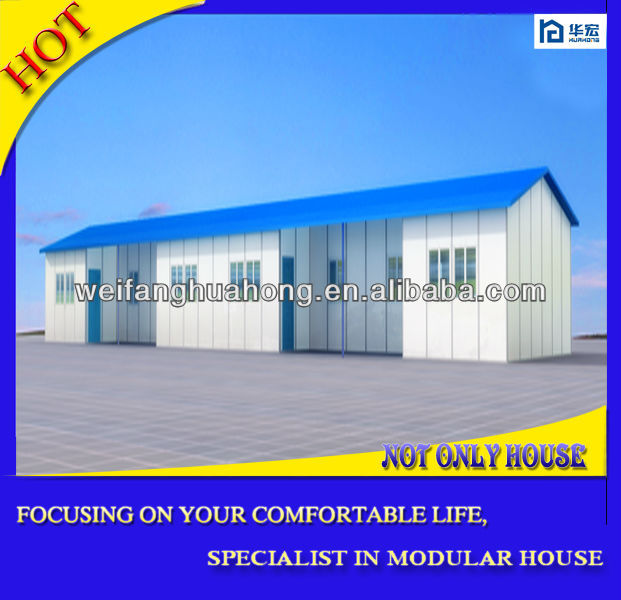 New design beautiful expandable container house