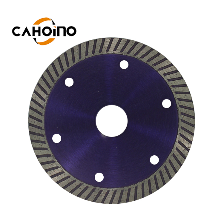 Wholesale 125mm Turbo Diamond   blade cutting for tile