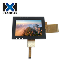 3,5 ''display lcd anpassung kapazitiven touchscreen für h422square lcd display