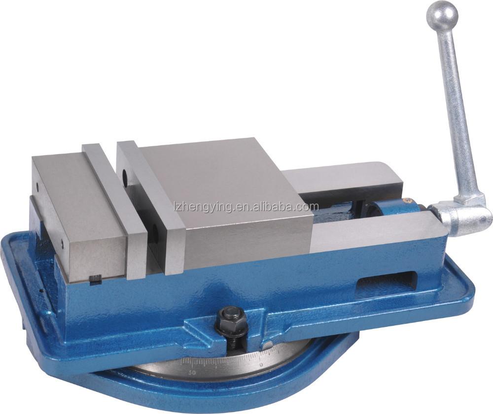 QM Series High Quality Milling Machine Vices