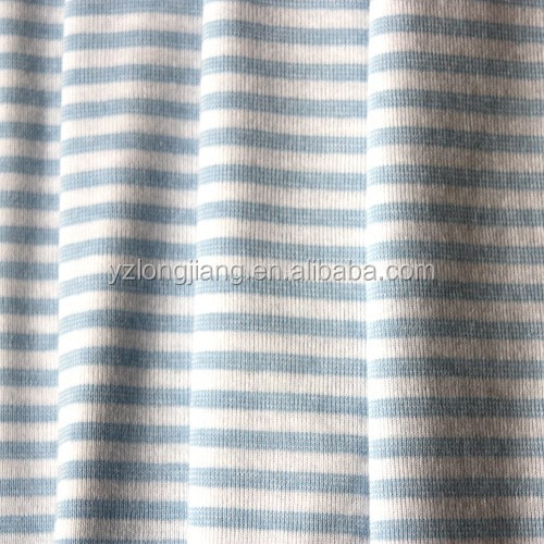 soft quality polyster ribbing fabric for sweatshirts