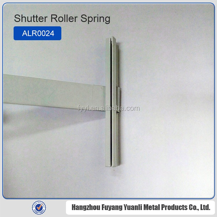 factory price roller shutter parts from china,shutter roller spring