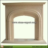 Artificial Marble Fireplace