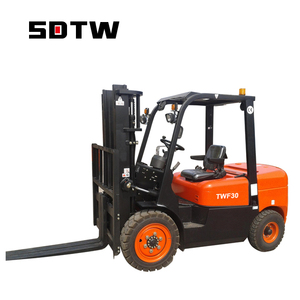 SDTW TWF70 7Ton Diesel Forklift New China Fork Lift Machine