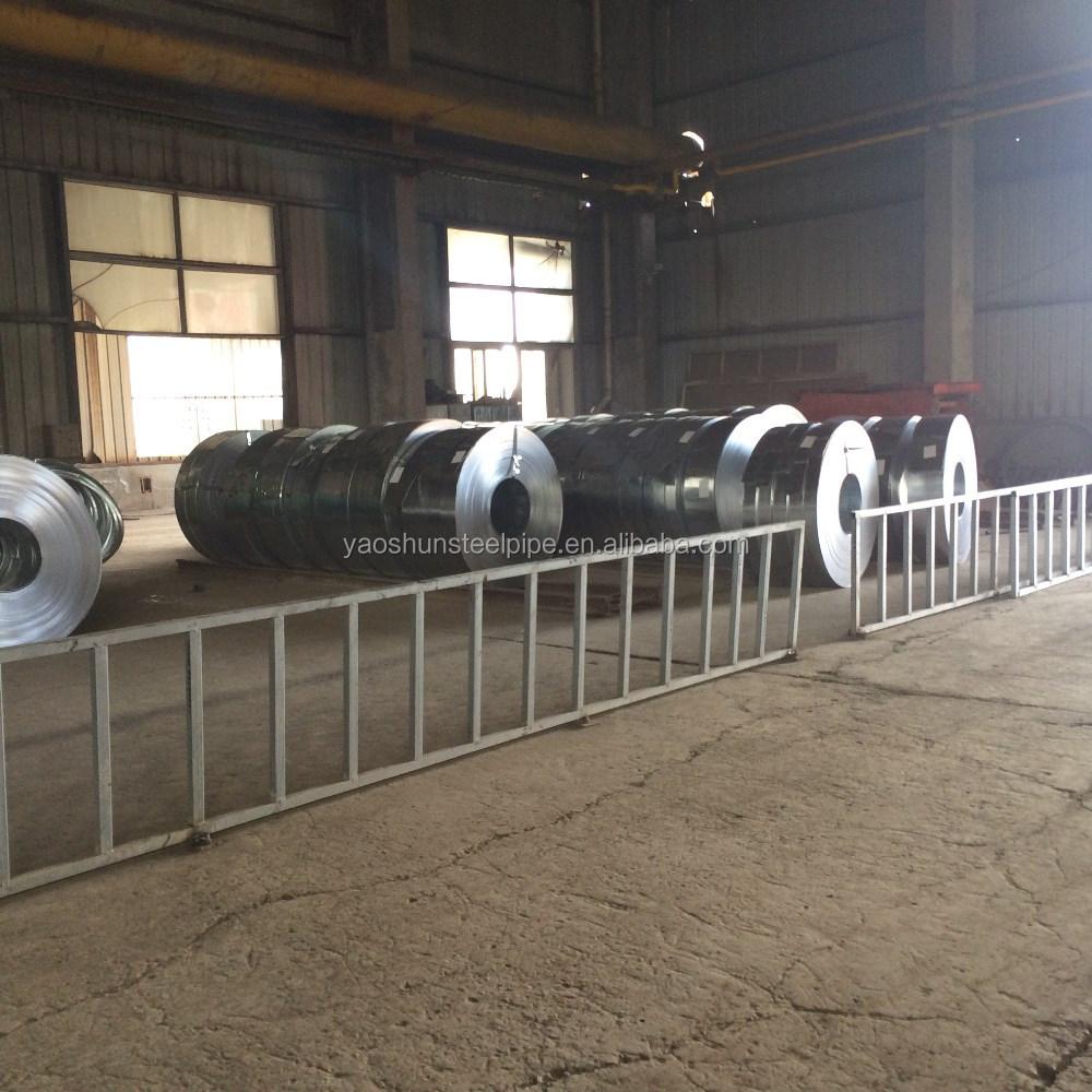 Galvanized Steel Ingot Distributor Belarus: Narrow Width Hot Dipped Galvanized Steel Strip