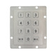 Custom 4x3 digital USB keypad waterproof numeric keypad