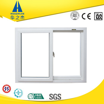 Bathroom Windows Sale cheap 60 sliding white plastic pvc profile bathroom windows sale