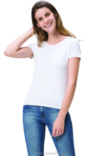 China supplier manufacture Hot sale popular t-shirts for women