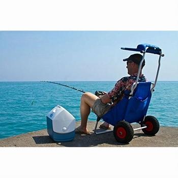 Carrello Sdraio Da Spiaggia.Spiaggia Carrello Pieghevole Da Pesca In Alluminio Pieghevole Carrello Ruote Trolley Carrello Spiaggia Pesca Sedia Di Pesca Buy Carrello Spiaggia