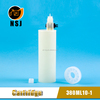 380ml 10:1 Coaxial PP Epoxy Cartridge for chemical anchor adhesive
