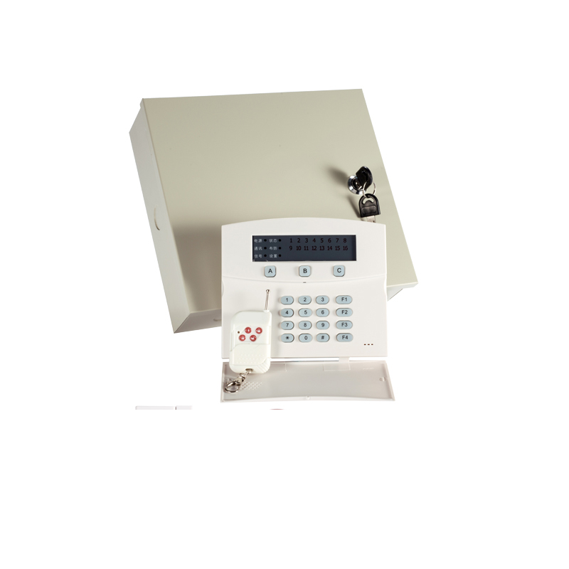 8 Wired Defence Zones and 16 Wireless Defence Zones Personal Security Alarm System