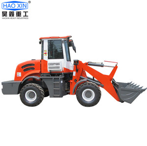 Construction equipment 920 zl20 rc front end loader low price