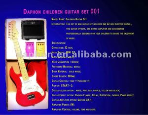 High quality Hot Sales Electric Guitar with cheap price from China