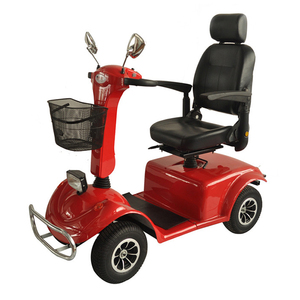 Factory wholesale Four Wheel pride mobility scooter